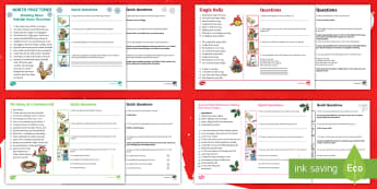 KS1 60-Second Reads: Christmas Activity Cards - 90 words a minute, year 2, Reading, Comprehension, xmas