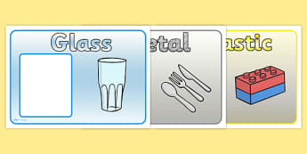 Editable Class Group Signs (Materials) - materials, science, group signs, group labels, group table signs, table sign, teaching groups, class group, class groups, table label, investigation, material properties, shiny, dull, rough, smooth, bumpy, woo