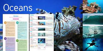 Oceans: Imagine