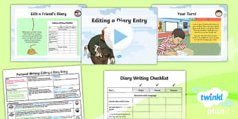 Plants: Jack and the Beanstalk: Personal Writing 3 Y3 Lesson Pack - Traditional stories, life processes, living things, explanation texts, seed