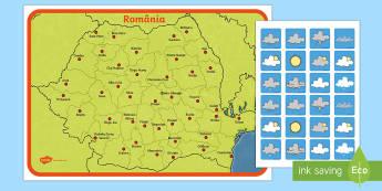 Buletin meteo - Joc de rol - vremea, jocuri de rol, fenomenele naturii, fenomene meteorologice, comunicare,Romanian