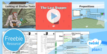 Free KS2 Planit Taster Resource Pack - freebie, sample, bumper, test, tester