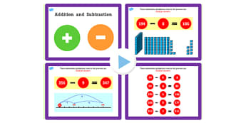 Y3 Addition Subtraction Lesson 2b Subtracting Ones Crossing 10