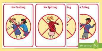 Visual Aid Cards - behaviour, behaviour management,  display