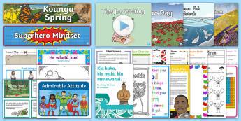 50+ New Zealand Resources Sample Pack  - sample pack, free, freebie, bundle, resource examples