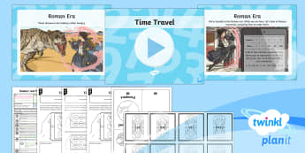 PlanIt Maths Y4 Number and Place Value Lesson Pack Roman Numerals (2)