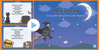 Meg's Song PowerPoint