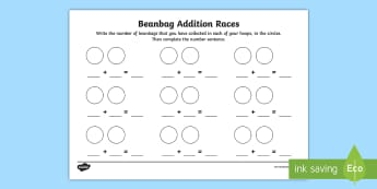 Addition Activity Sheet - addition, activity sheet, 2 groups, together, adding