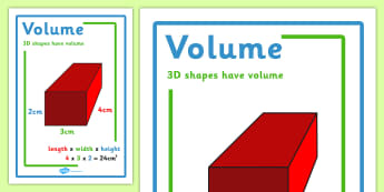 Volume Display Poster - volume, display poster, display, poster
