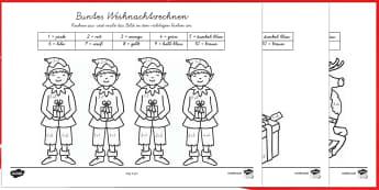 Materialien auf Deutsch 1./2. Klasse Primary Resources - Page 19
