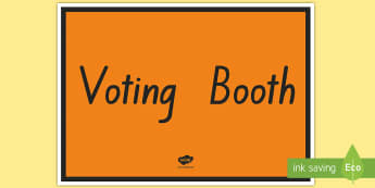 Voting Booth Display Poster - New Zealand, 2017 Elections, Government, National, Greens, Labour, New Zealand First, Parliament, Ma