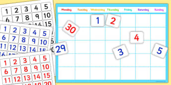 A4 Editable Calendar - editable, calendar, a4, edit, dates