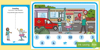Number Recognition Can You Find...? Poster and Prompt Card Pack - can you find, i spy, spotting, discover, numerals