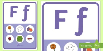 Poster : Graphie du son [F]  - Lecture, alphabet, lettre, graphie, phonologie, cycle 1, cycle 2, GS, CP, reading,French