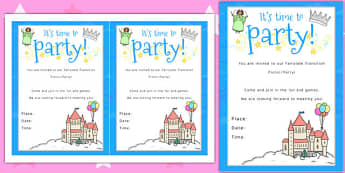 Invitation template primary resources choice image invitation birthdays primary resources birthday party happy page 10 fairytale themed picnic and party invitation template stopboris stopboris Choice Image