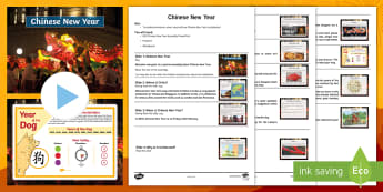 KS2 Chinese New Year Assembly Pack - celebration, festival, around the world, china, chinatown