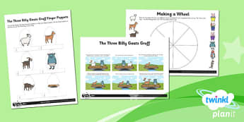 D&T: Moving Pictures: Traditional Tales KS1 Unit Home Learning Tasks