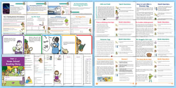 Year 1 Reading Skills Bumper Resource Pack - reading dogs, content domains, inference, reading SATs, Y1, deduction, speed reading, comprehension