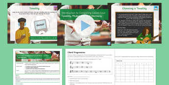 Introduction to Composing for GCSE Music: Lesson 4 Lesson Pack  - Music, Secondary, GCSE, KS4, Composing
