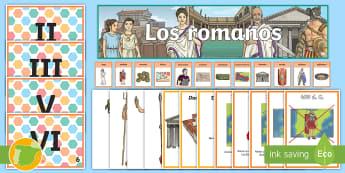 Pack de exposición: Los romanos - Romanos, Ancient Romans, Arquitectura, Architecture, Ancient History, Imperio Romano, Roman Empire