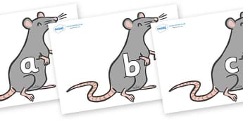 Phase 2 Phonemes on Rats - Phonemes, phoneme, Phase 2, Phase two, Foundation, Literacy, Letters and Sounds, DfES, display