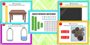 Year 3 Identify Represent and Estimate Lesson 4 Teaching Pack