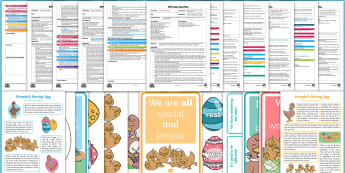 Brenda's Boring Egg Adult Input Planning and Resource Pack - EYFS, Early Years Planning, Adult Led, Twinkl Originals, Twinkl Fiction, Brenda, Duck, Duckling, Egg