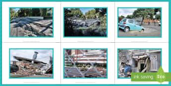 Christchurch Earthquake Photo Pack - New Zealand Natural Disasters, earthquake,  christchurch,