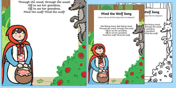 Mind the Wolf Song