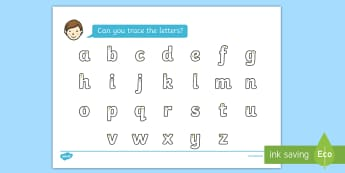 Letter Writing Help Worksheets - Write name, Line Guides, name, Handwriting, Writing aid, Learning to write
