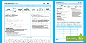 New Zealand Turquoise Guided Reading Weekly Plan - literacy, reading, turquoise, colour wheel, guided reading