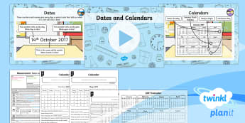 PlanIt Maths Y1 Measurement Lesson Pack Language Related to Dates (3)