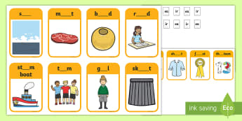 Phase 5 Digraphs ea, ir Matching Peg Activity - Letters And Sounds, Blend, Decode, Phonics, blends