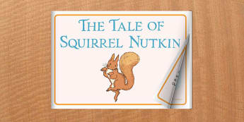 The Tale of Squirrel Nutkin eBook - squirrel nutkin