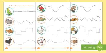 Materialien auf Deutsch Vorschule und Kindergarten - Page 3