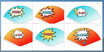 Superhero Themed Birthday Party Food Cones - birthdays, parties
