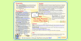 KS1 Story Book Lesson Planning - Lesson Plan Resources - KS1
