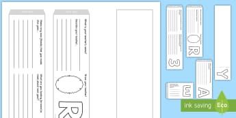 Year 3 Write Up  Booklet  - Year 3 Write Up Booklet - year 3, write up, booklet, write, up, transition, reflection, self evaluat