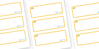 Egypt Themed Editable Drawer-Peg-Name Labels (Blank) - Themed Classroom Label Templates, Resource Labels, Name Labels, Editable Labels, Drawer Labels, Coat Peg Labels, Peg Label, KS1 Labels, Foundation Labels, Foundation Stage Labels, Teaching Labels