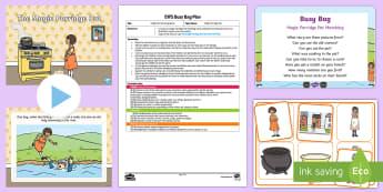 The Magic Porridge Pot Matching Busy Bag Plan and Resource Pack -  pairs, matching game, snap, games, toddler games, preschool games