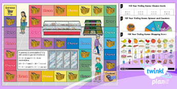 PlanIt Maths Y2 Addition and Subtraction Commutativity Home Learning Tasks - commutativity, game, explain, write number sentences, bar modelling, shanghai maths, maths mastery,