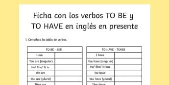 Verbs Tenses Secondary Resources Grammar Verbs Secondary Resources