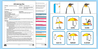 EYFS The Penguin on the Boat Adult Input Plan and Resource Pack - Lost and Found, Oliver Jeffers, polar regions, penguin, positions, positional language, boat, game,