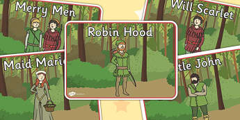 Robin Hood Group Signs - robin hood, group, signs, robin, hood