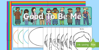 Good to be Me Display Pack - Good, Me, Display, Pack, Posters