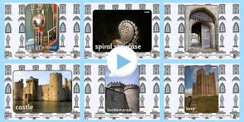 Castle Photo PowerPoint - castle, photo powerpoint, castle photos, powerpoint, castle powerpoint, castle images, display images, image powerpoint