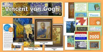 Van Gogh Artist Inspiration - van gogh, artist, inspiration, inspire, art