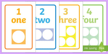 IKEA Tolsby Number Shapes Prompt Frame