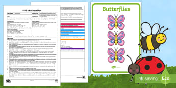 EYFS Many Minibeasts Estimation Activity Adult Input Plan and Resource Pack - EYFS, Early Years, Adult Led, Estimates How Many Objects They Can See and Checks by Counting Them, E