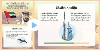 Sheikh Khalifa PowerPoint